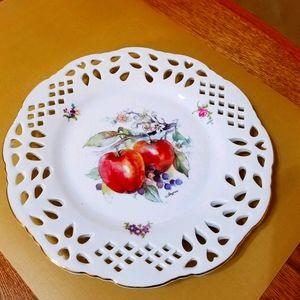 """Baum Bros """"Formalities"""" Plate"""